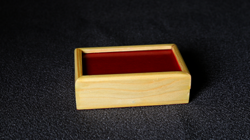 Rattle Box (Coin) by Mr. Magic - Trick