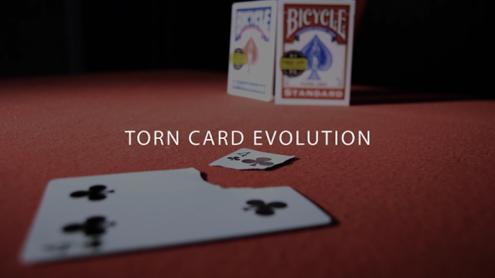 Torn Card Evolution (TCE) by Juan Pablo - Trick