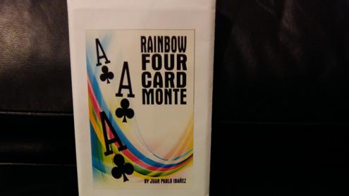Rainbow Monte by Juan Pablo - Trick