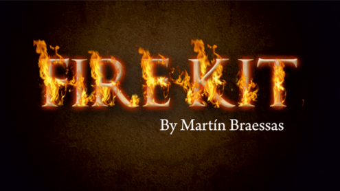 Fire Kit by Martin Braessas - Trick