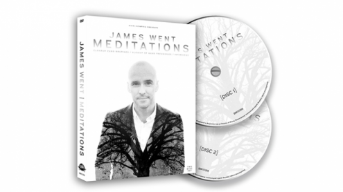 James Went's Meditations (2 DVD Set) - DVD