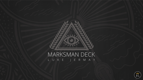 Marksman Deck (Gimmicks and Online Instructions) by Luke Jermay - Trick