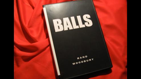BALLS by Rand Woodbury - DVD