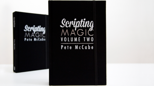 Scripting Magic Volume 2 by Pete McCabe - Libro