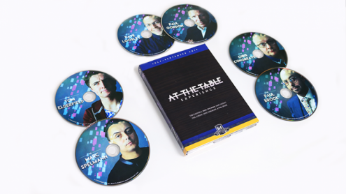At The Table Live Lecture July-August-September 2017 (6 DVD Set)