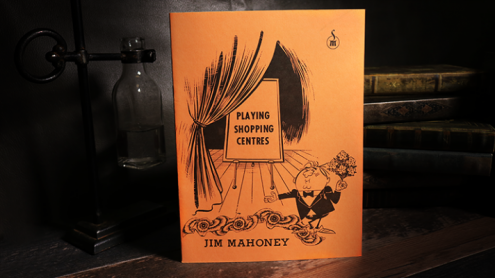 Playing Shopping Centers by Jim Mahoney - Libro