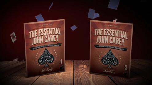 Essential Carey (2 DVD Set) by John Carey and Alakazam Magic - DVD