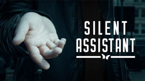 Silent Assistant (Gimmick and Online Instructions) by SansMinds - Trick