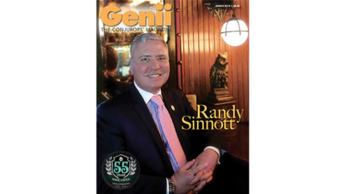 Genii Magazine March 2018 - Libro