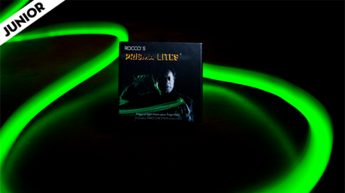 Rocco's SUPER BRIGHT Prisma Lites Pair JUNIOR (Green) - Trick