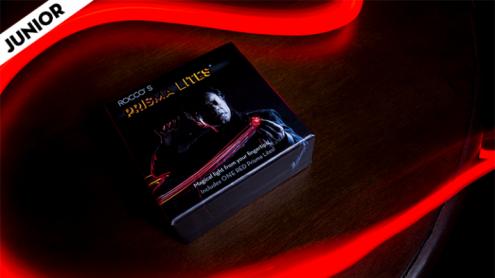 Rocco's SUPER BRIGHT Prisma Lites Single JUNIOR (Red) - Trick