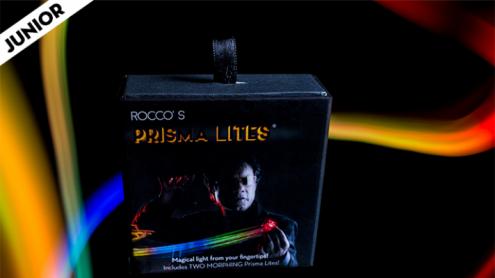 Rocco's SUPER BRIGHT Prisma Lites Pair JUNIOR (Morphing) - Trick