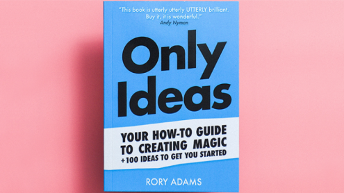 Only Ideas by Rory Adams - Libro