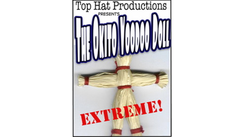 The Okito Voodoo Doll (Extreme!) by Top Hat Productions - Trick
