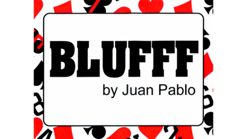 BLUFFF (Joker to Queen of Hearts) by Juan Pablo Magic