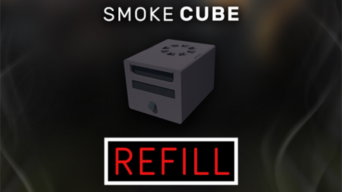 REFILL for SMOKE CUBE by João Miranda - Trick
