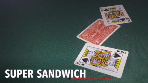 Super Sandwich by Alessandro Criscione video DOWNLOAD