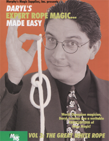 Expert Rope Magic Made Easy by Daryl - Volume 3 video DOWNLOAD
