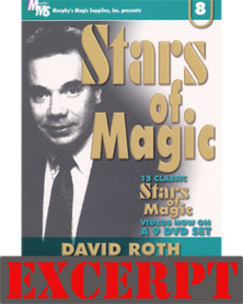 The Portable Hole video DOWNLOAD (Excerpt of Stars Of Magic n.8 (David Roth))