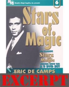 Card In Wallet Routine video DOWNLOAD (Excerpt of Stars Of Magic n.6 (Eric DeCamps))
