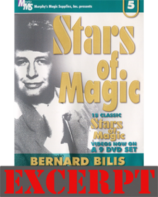 Envelope Prediction & Bilis Switch video DOWNLOAD (Excerpt of Stars Of Magic n.5 (Bernard Bilis))