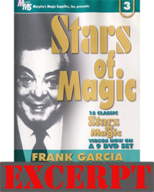 An Ambitious Card video DOWNLOAD (Excerpt of Stars Of Magic n.3 (Frank Garcia))