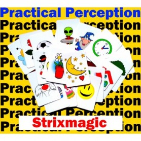 Practical Perception (close up) by Strixmagic Shop
