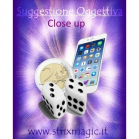 Suggestione Oggettiva (Close up) by Strixmagic Shop