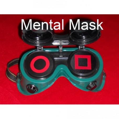 Mental Comedy Mask by Strixmagic