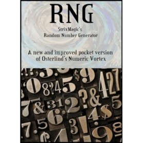 RNG Random Numeric Generator by Strixmagic