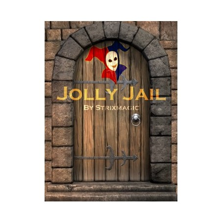Jolly Jail (AKA Foxy) by Strixmagic Shop