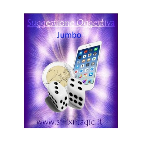 Suggestione Oggettiva (Jumbo) by Strixmagic Shop
