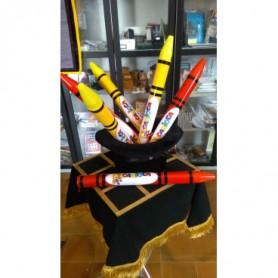 Jumbo Breakaway Crayon by Strixmagic