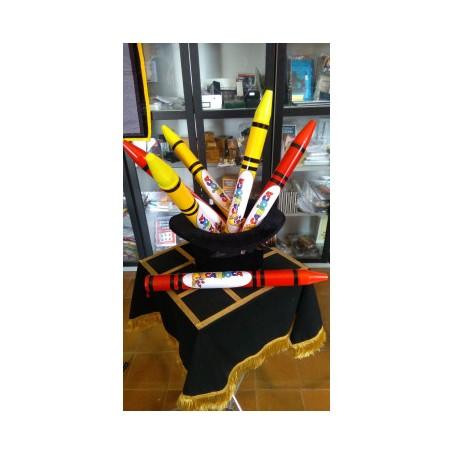 Jumbo Breakaway Crayon by Strixmagic - Green