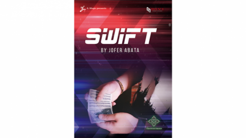 Swift (Gimmicks and DVD) by Jofer Abata - Trick