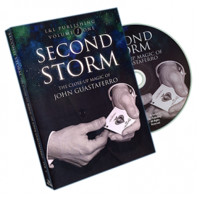Second Storm Volume 1 by John Guastaferro - DVD by L&L Publishing