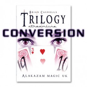 Trilogy Streamline Conversion by Brian Caswells - Libro