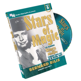 Stars Of Magic 5 (Bernard Bilis) - DVD
