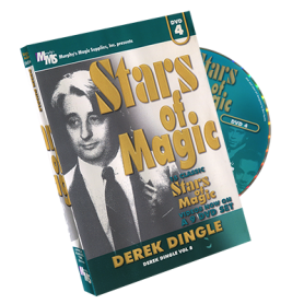 Stars Of Magic Volume 4 (Derek Dingle) - DVD