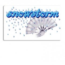 Snowstorm by Vincenzo Di Fatta