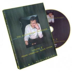 More Close-Up Quick Tricks: Volume Three by Al Schneider - DVD