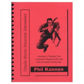 Trade Show Secrets Revealed by Phil Kannen - Libro