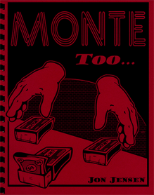 Monte Too by Jon Jensen - Libro