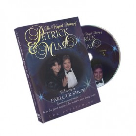 Magical Artistry of Petrick and Mia Vol. 3 by L & L Publishing - DVD