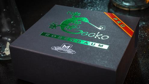 Gecko Pro System (Gimmicks and Online Instructions) by Jim Rosenbaum - Trick