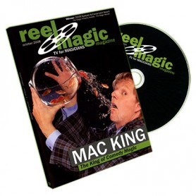 Reel Magic Episode 7 (Mac King) - DVD