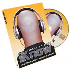 iKnow by Jason Palter - DVD