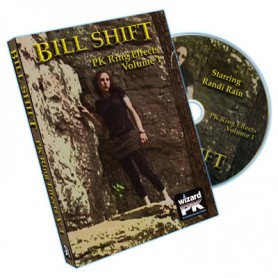 Bill Shift (PK Ring Effects Volume 1) by Randi Rain - DVD