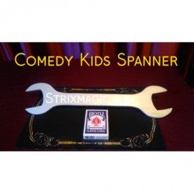 Comedy Kids Spanner (wood)