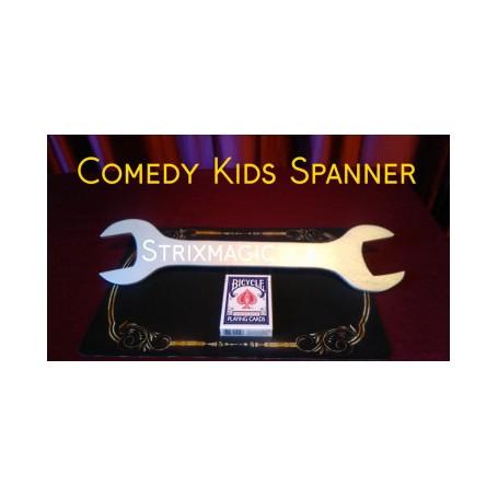 Comedy Kids Spanner (wood)